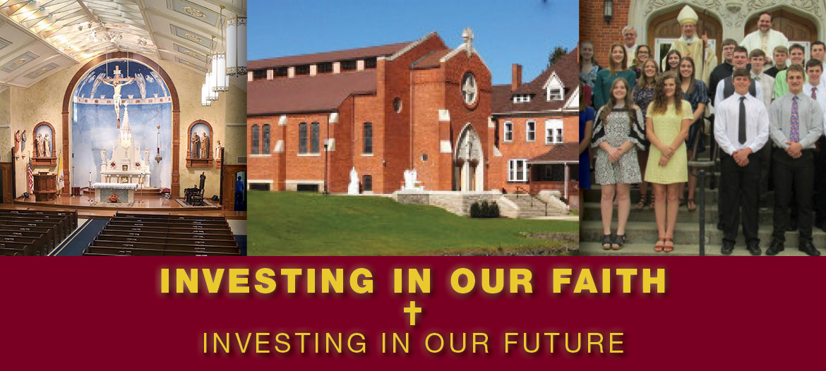 Investing in our Faith Investing in our Future